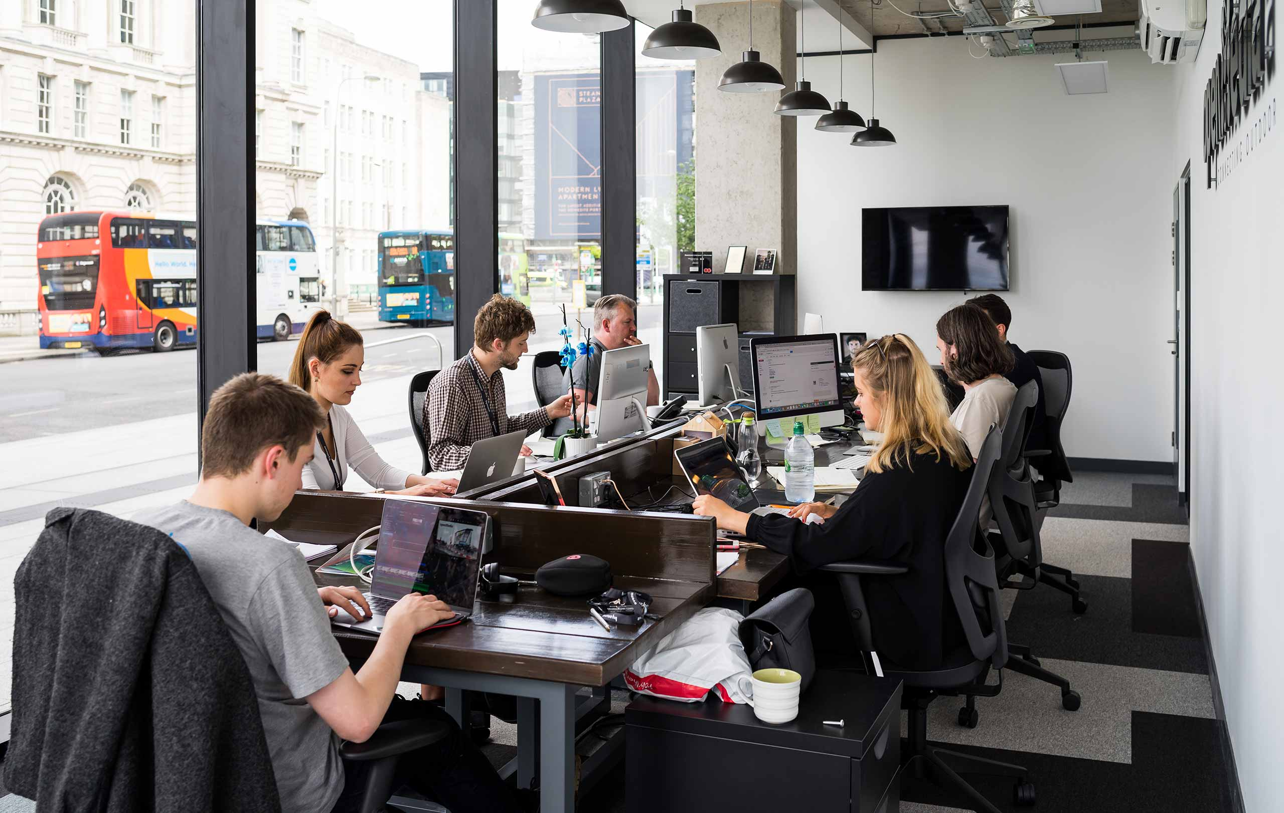 Why Choose A Private Office In A Shared Workspace